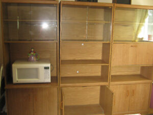 3 PC WALL UNIT.......GONE PENDING PICK-UP