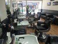 Barber Wanted - Up to £100 per day