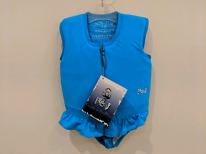 New Plouf floating swimsuit 15-17kg (3yrs old) todler girl