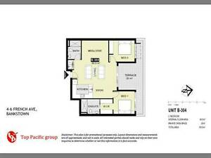 Location & Beautiful! Brand New Two Bedroom plus Study Apartment Bankstown Bankstown Area Preview