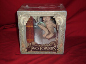 Lord Of The Rings 5 Disc Box Set The Two Towers DVD