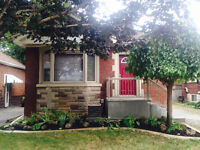 HOUSE FOR RENT CLOSE TO MOHAWK COLLEGE & ST. JOSEPHS