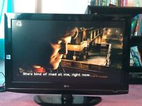 "37"" Full HD 1080p LCD LG TV"