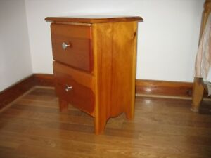 Solid wood, excellent condition, night table