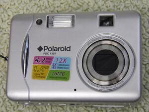 Polaroid Digital Camera & Case - as new