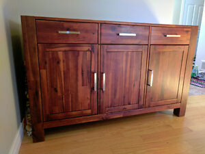 Sideboard Cherry Finish