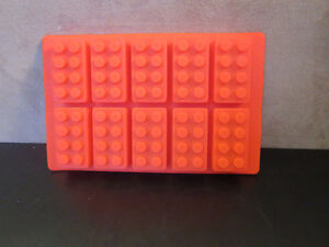 Lego Brick Molds - New