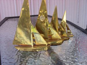 Décorations en brass 1987