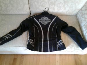 Ladies Harley Davidson Illumination Jacket