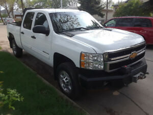 Chevrolet Silverado 2500 HD 2012 for sale