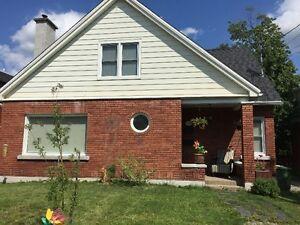 Maison avec possibilité de 6 chambres ou duplex