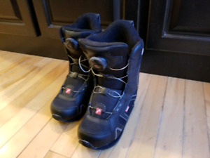 Kid's Snowboarding Boots Size 2-3