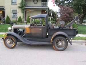 1930 Tow truck for Rent