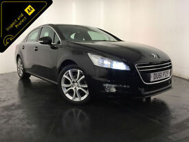 2011 61 PEUGEOT 508 ALLURE HDI 1 OWNER SERVICE HISTORY FINANCE PX WELCOME