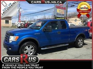 2010 Ford F-150 4x4 FX4 4dr SuperCab Styleside 6.5 ft. SB