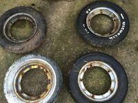 Vespa tyres