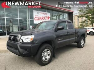 2012 Toyota Tacoma 4WD ACCESS CAB V6  - one owner - $113.95 /Wk