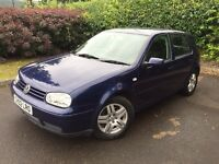 2002 VW Golf 1.9 Gt Tdi 130 ** Full Service History **
