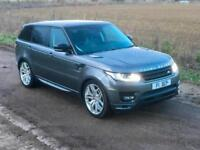 Land Rover Range Rover Sport 4.4SD V8 (339ps) Auto 2014 Autobiography Dynamic
