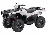 2015 Honda Rubicon IRS - 4x4 ATV - $8417.00