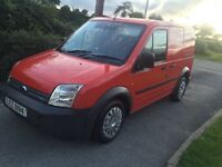 Ford transit connect T200 2007 long psv 132k