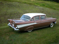 EVERY CHEVY LOVER'S DREAM CAR - 1957 CHEVROLET - PRICE REDUCED