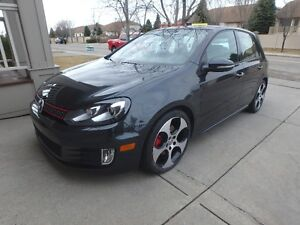 2011 Volkswagen GTI Hatchback Turbo Leather Sunroof