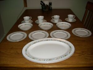 "Royal Doulton China ""Pastorale"""
