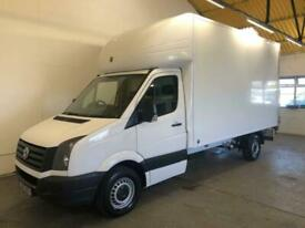 2016 Volkswagen Crafter 2.0 TDI CR35 LWB Chassis Cab 2dr (LWB)