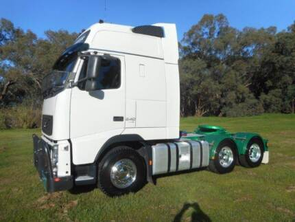 2011 VOLVO FH540 6X4 PRIME MOVER South Guildford Swan Area Preview