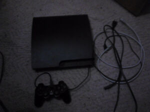 320GB PS3 with 25 games