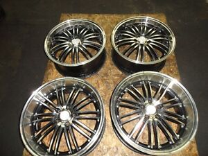 JDM GODFATHER 19/9.0J AND 19/8.0J MAGS WHEELS