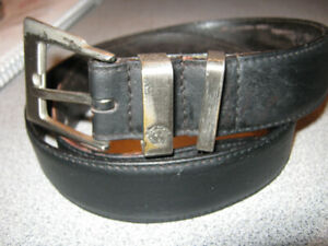 346d460255f7 Gianni Versace Leather Belt Made In Italy Vintage
