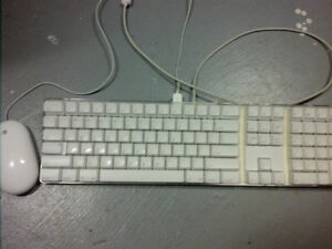 Working USB Keyboard/Mouse from iMac G5