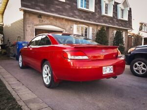 2000 Toyota Camry Solara 4cyl automatic West Island Greater Montréal image 3