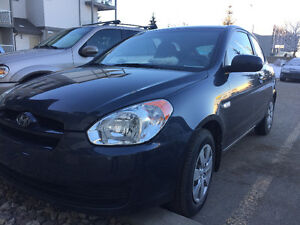 2011 Hyundai Accent Hatchback Automatic