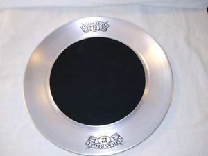 "SERVING DRINK TRAY 16"" ROUND"