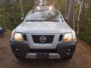 2011 Nissan Xterra OFF ROAD 4X4 MAGS
