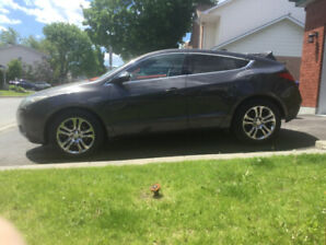 Rare- 2010 Acura ZDX SH-AWDrive with only 88800 kms  for 17000$