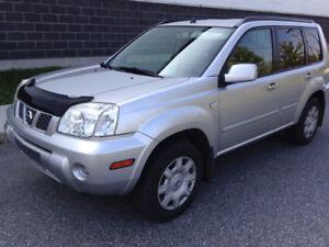 2006 Nissan X-trail VUS