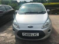 2009 09 Ford Ka 1.2 Style Petrol 5 Speed Manual Low Miles