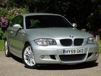 2009 BMW 1 Series 2.0 116d M Sport 3dr