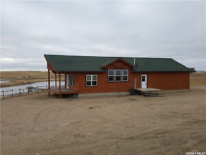 Acreage for sale with Rancher Bungalow