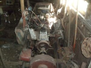 Saw mill engine complete,Runs a saw mill
