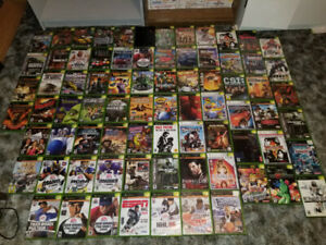 Xbox OG & Xbox 360 Games For Sale
