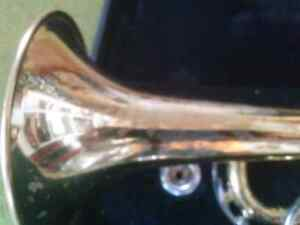 King Trumpet with Harmon mute