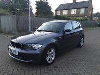2007 BMW 1 Series 2.0 118d SE 5dr