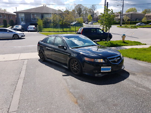 modded 2006 acura tl dynamic package