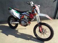EXC250 F SIXDAYS ENDURO MOTORCYCLE