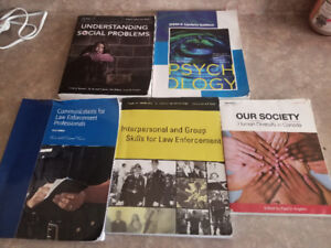 Well loved Police Foundations books